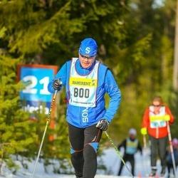 Skiing 90 km - Anders Eriksson (8006)