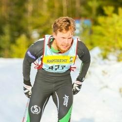 Skiing 90 km - Sjur Obrestad Gabrielsen (4776)