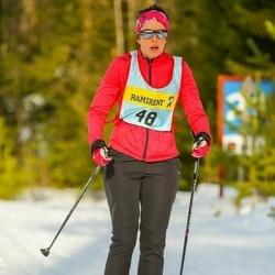 Skiing 90 km - Gerda Sigurjonsson (486)