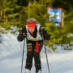 Skiing 90 km - Pernilla Karlsson (14436)
