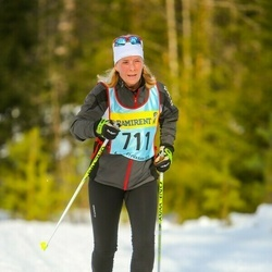 Skiing 90 km - Anne-Louise Ulander (7116)