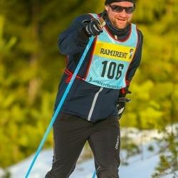 Skiing 90 km - Patrik Ahlberg (1066)