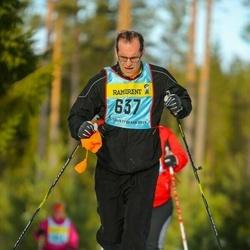 Skiing 90 km - Fotios Stathis (6376)