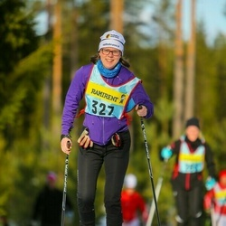 Skiing 90 km - Margareta Stigenberg (3276)