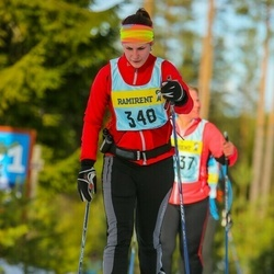 Skiing 90 km - Towa Ovanmo (3486)