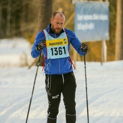 Skiing 90 km - Björn Nilsson (13616)
