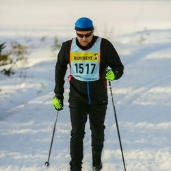 Skiing 90 km - Andreas Engström (15176)