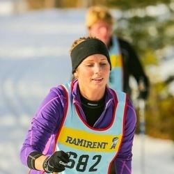 Skiing 90 km - Linda Barkman (6826)