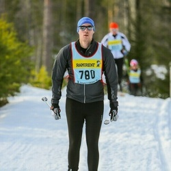 Skiing 90 km - Jimmy Ullermo (7806)