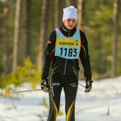 Skiing 90 km - Lena Karlsson (11836)