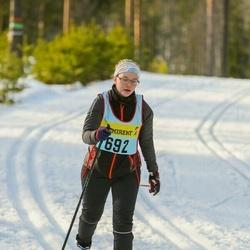 Skiing 90 km - Carolin Hagelberg (6926)