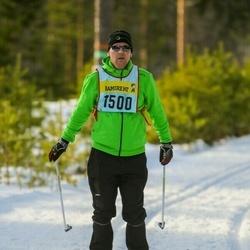 Skiing 90 km - Henrik Paulsson (15006)