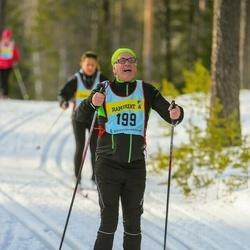 Skiing 90 km - Börje Illerström (1996)