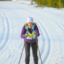 Skiing 90 km - Christina Nugoz (11876)