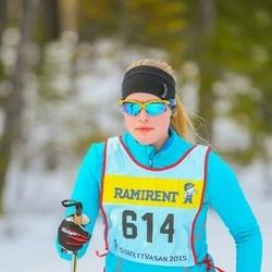 Skiing 90 km - Sandra Mellgren (6146)