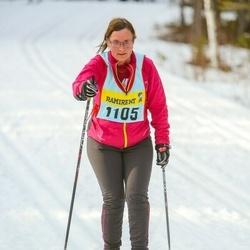 Skiing 90 km - Lena Grudén (11056)