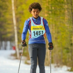 Skiing 90 km - - (14516)