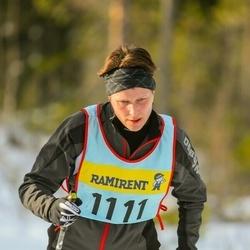 Skiing 90 km - Anette Von Schlieben (11116)