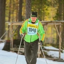 Skiing 90 km - Claes Johansson (10466)