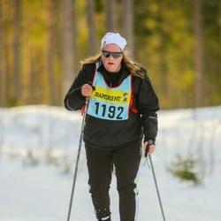 Skiing 90 km - Maria Holmberg (11926)