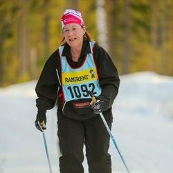 Skiing 90 km - Inger Dahlund (10926)