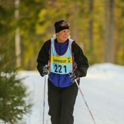 Skiing 90 km - Christer Samuelsson (2216)