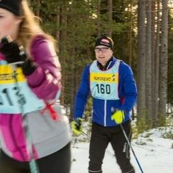 Skiing 90 km - Jan-Åke Alexandersson (1606)