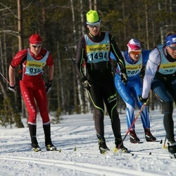 Skiing 90 km - Alexander Artemyev (14942)