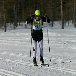 Skiing 90 km - Andreas Blom (4212)