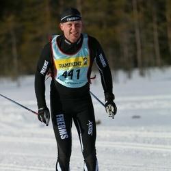 Skiing 90 km - Jörgen Fherm (4412)