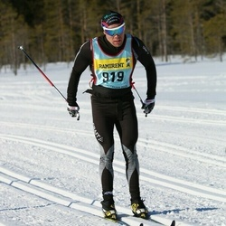 Skiing 90 km - Calle Sjöstrand (9192)