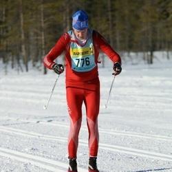 Skiing 90 km - Ulrich Ghisler (7762)