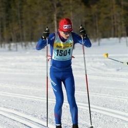 Skiing 90 km - Axel Jutterström (15042)