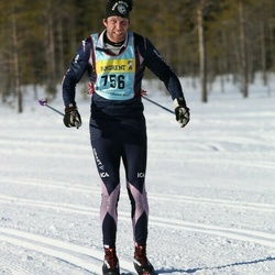 Skiing 90 km - Jesper Daabach (7562)