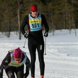 Skiing 90 km - Henrik Brovig (5612)