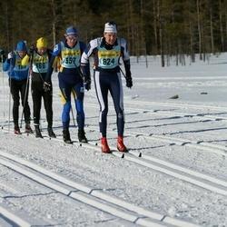 Skiing 90 km - Daniel Lundgren (8242)