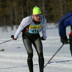 Skiing 90 km - Jan Willman (4152)