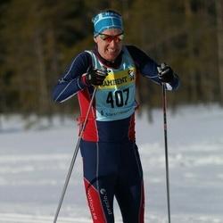 Skiing 90 km - Stefan Aronsson (4072)