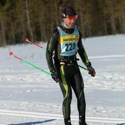 Skiing 90 km - Peter Boman (2282)