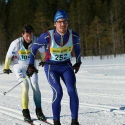 Skiing 90 km - Niklas Heiner (2522)