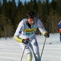 Skiing 90 km - Anders Trolin (10962)
