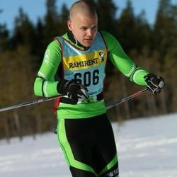 Skiing 90 km - Kristoffer Lundberg (6062)