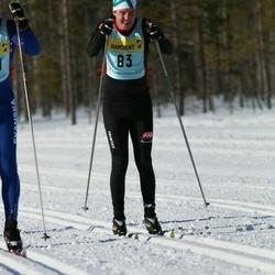 Skiing 90 km - Johan Höök (832)