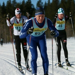 Skiing 90 km - Christer Nordberg (6592)