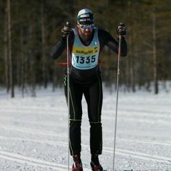Skiing 90 km - Erik Lövgren (13352)