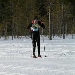 Skiing 90 km - Henrik Beckman (1392)