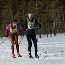 Skiing 90 km - Mats Bengtsson (9842)