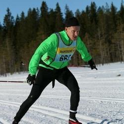 Skiing 90 km - Björn Lans (6692)