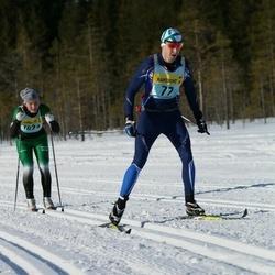 Skiing 90 km - Carl Henrik Niper (772)