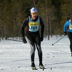 Skiing 90 km - Niclas Fredin (3692)
